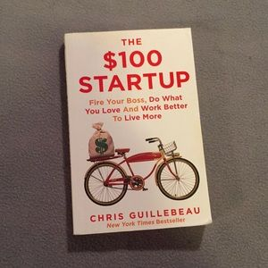 Other - 🌼4 for $15🌼 The $100 Startup